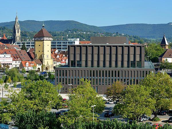 Pirnas Partnerstadt Reutlingen