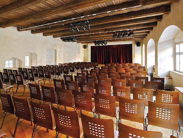 Saal im Tom Pauls Theater